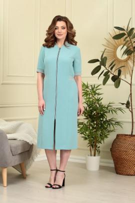 Платье Anastasiya Mak 810 мятный