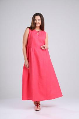 Платье MALI 421-047 коралл