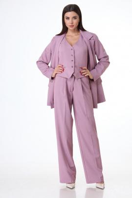 Женский костюм Anelli 970 лиловый