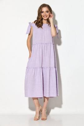 Платье Koketka i K 854 светло-фиолетовый