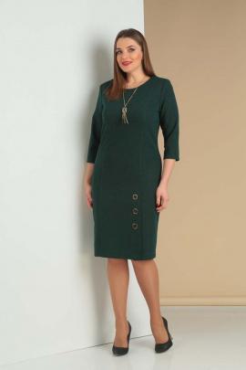 Платье Basagor 527 зеленый