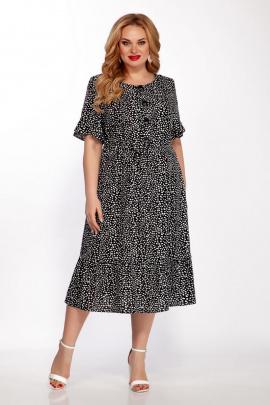 Платье Emilia Style 2068/4 черный