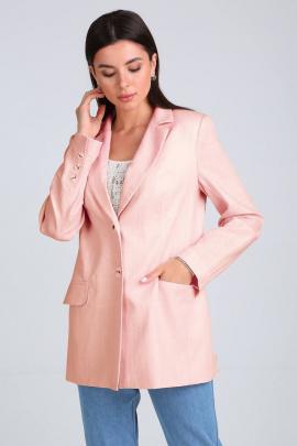 Жакет TVIN 8163 бледно-розовый