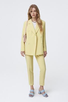 Женский костюм PiRS 1004 желтый