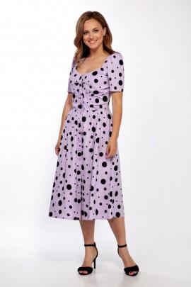 Платье Dilana VIP 1719/4 лаванда