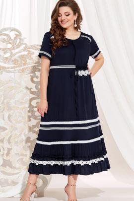 Платье Vittoria Queen 13883 синий