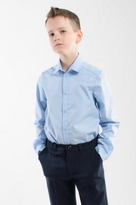 Рубашка Weaver 8074 светло-голубой