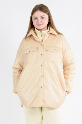 Куртка Weaver 71500 бежевый