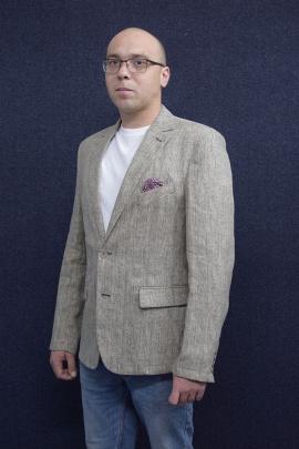 Пиджак DOMINION 4430D 8C34-P49 188 светло-бежевый