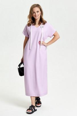 Платье TEZA 2664 лаванда