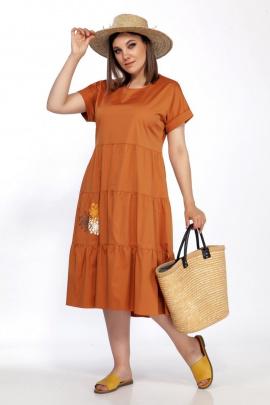 Платье FOXY FOX 304 охра