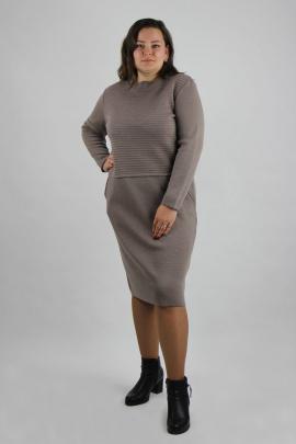 Платье Полесье С4663-20 0С2081-Д43 164 бархан