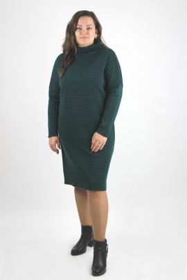 Платье Полесье С4430-17 7С1752-Д43 164 темная_зелень