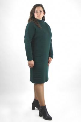 Платье Полесье С4430-17 7С1752-Д43 170 темная_зелень