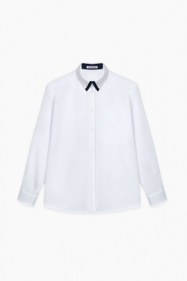 Рубашка Bell Bimbo 213191 белый/т.синий