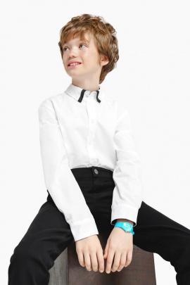 Рубашка Bell Bimbo 213191 белый/черный