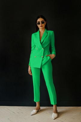 Женский костюм Temper 326 зеленый