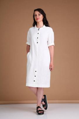 Платье Ma Vie М178/1 белый