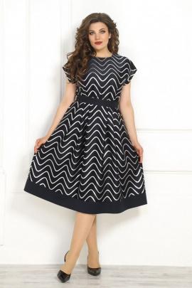 Платье Solomeya Lux 840 синий