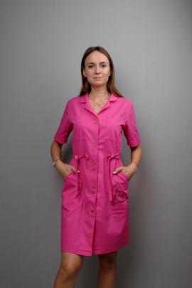 Платье Mita ЖМ1103 фуксия