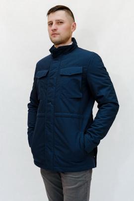 Куртка Витебчанка 505-19-182 темно-синий