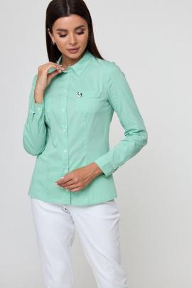 Блуза Anelli 530 бирюза