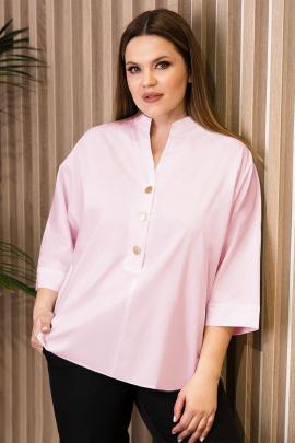 Блуза Prio 485143 светло-розовый
