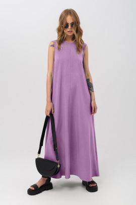 Платье PiRS 3364 лаванда