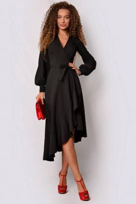 Платье PATRICIA by La Cafe NY15046 черный