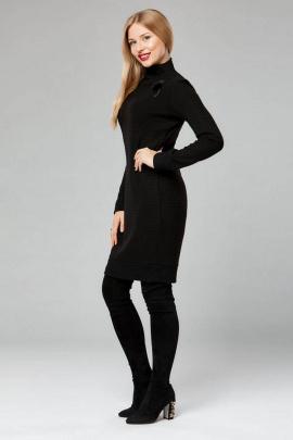 Платье Arisha 1183 черный