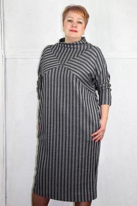 Платье Полесье С4793-21 1С1134-Д43 164 т.антрацит