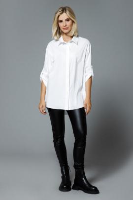 Блуза DiLiaFashion 0523 белый