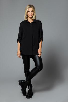 Блуза DiLiaFashion 0523 черный