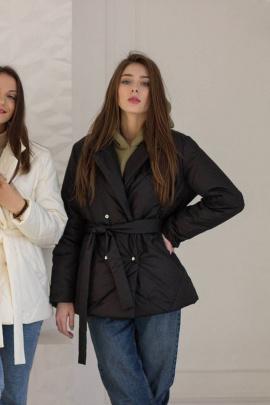 Пальто Sisteroom ПДК-045 черный