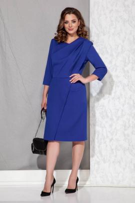 Платье Beautiful&Free 3043 электрик