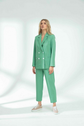 Женский костюм Vladini SU1303 зелень