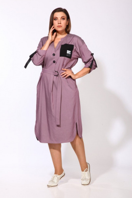 Платье Karina deLux М-9903Б лиловый