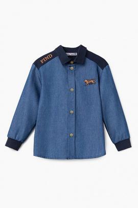 Рубашка Bell Bimbo 203111 джинс