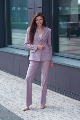 Женский костюм Vladini SU1114 лаванда