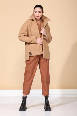 Куртка ALEZA 1039 песочный