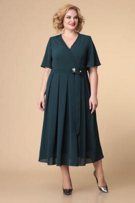 Платье Romanovich Style 1-2187 изумруд