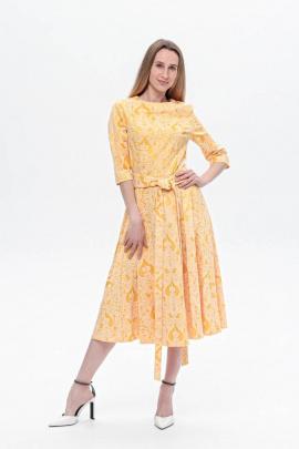 Платье BirizModa 21С0001 желтый