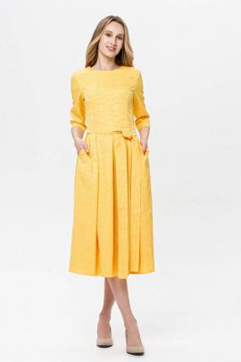 Платье BirizModa 21С0012 желтый