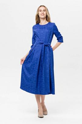 Платье BirizModa 21С0012 синий