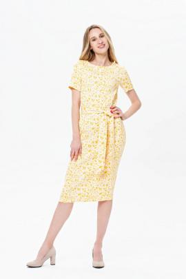 Платье BirizModa 21С0016 желтый