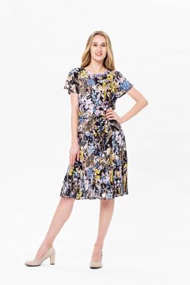 Платье BirizModa 21С0018 голубой