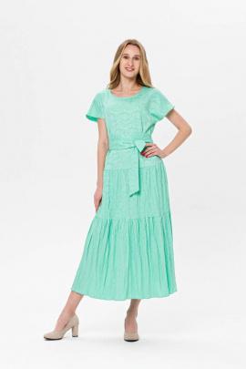 Платье BirizModa 21С0022 мятный