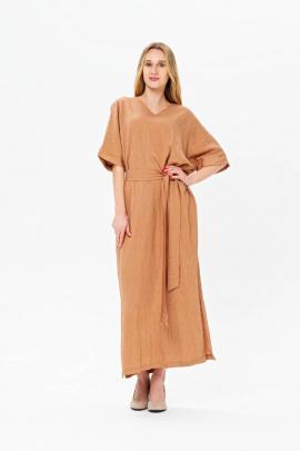 Платье BirizModa 21С0033 бежевый