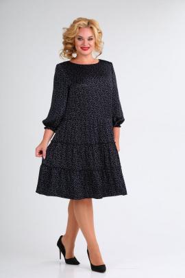 Платье SVT-fashion 505 черный