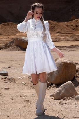 Платье Golden Valley 4740 молочный